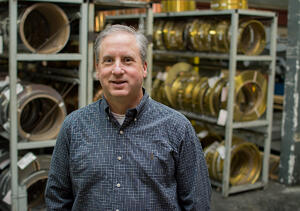 Meet the Mead Metals Sales Team - Alan Vansloun