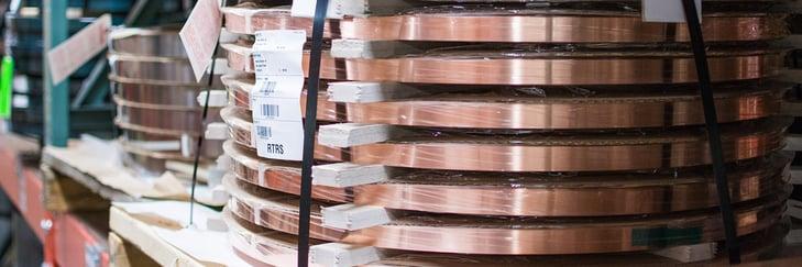 Common uses for beryllium copper