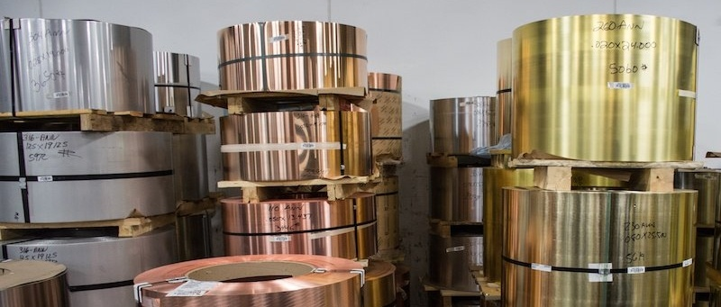 Mead Metals' Full Inventory