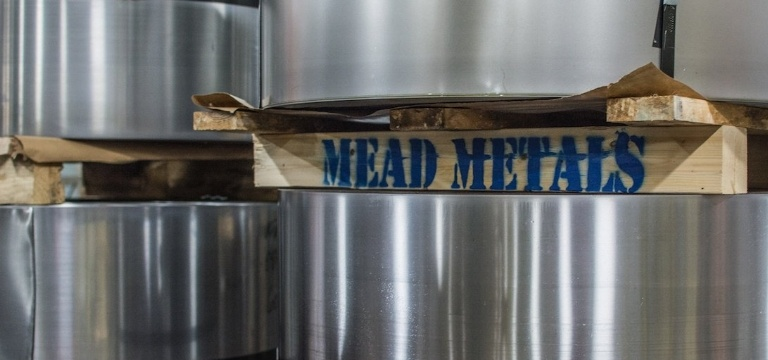 Mead Metals' Standards - Quick Response, Quality Materials, On-Time Delivery