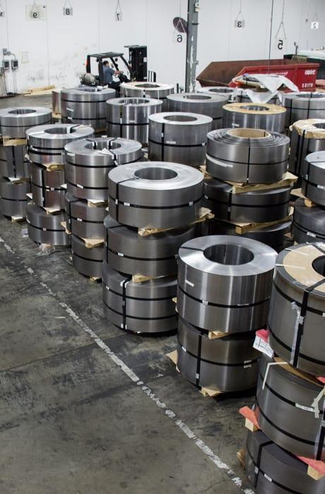 Annealed Spring Steel