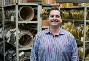 Meet the Mead Metals Sales Team - Mike Baufield