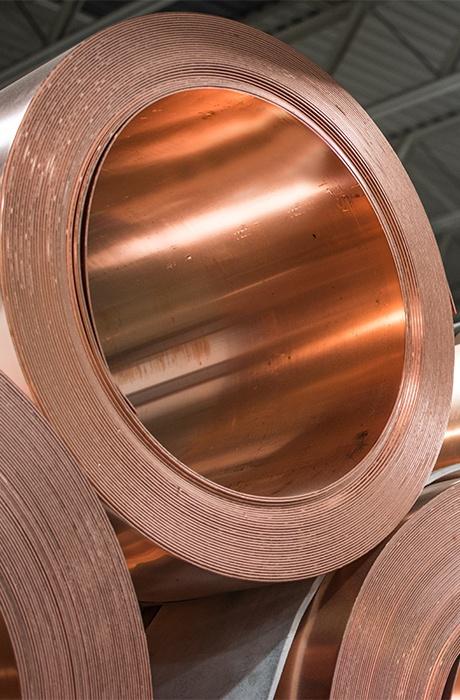 Mead Metals Copper