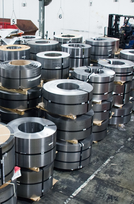 Stainless Steel Supplier Sheets Amp Coils Mead Metals
