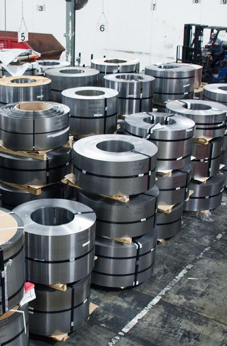 Mead Stainless Steel Rolls