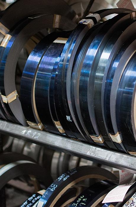 Mead Metals Tempered Spring Steel