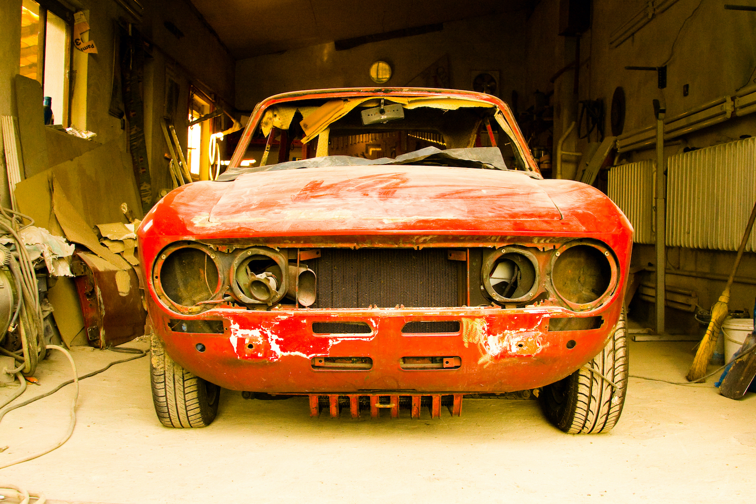 How Phosphor Bronze is Used in Classic Car Restoration