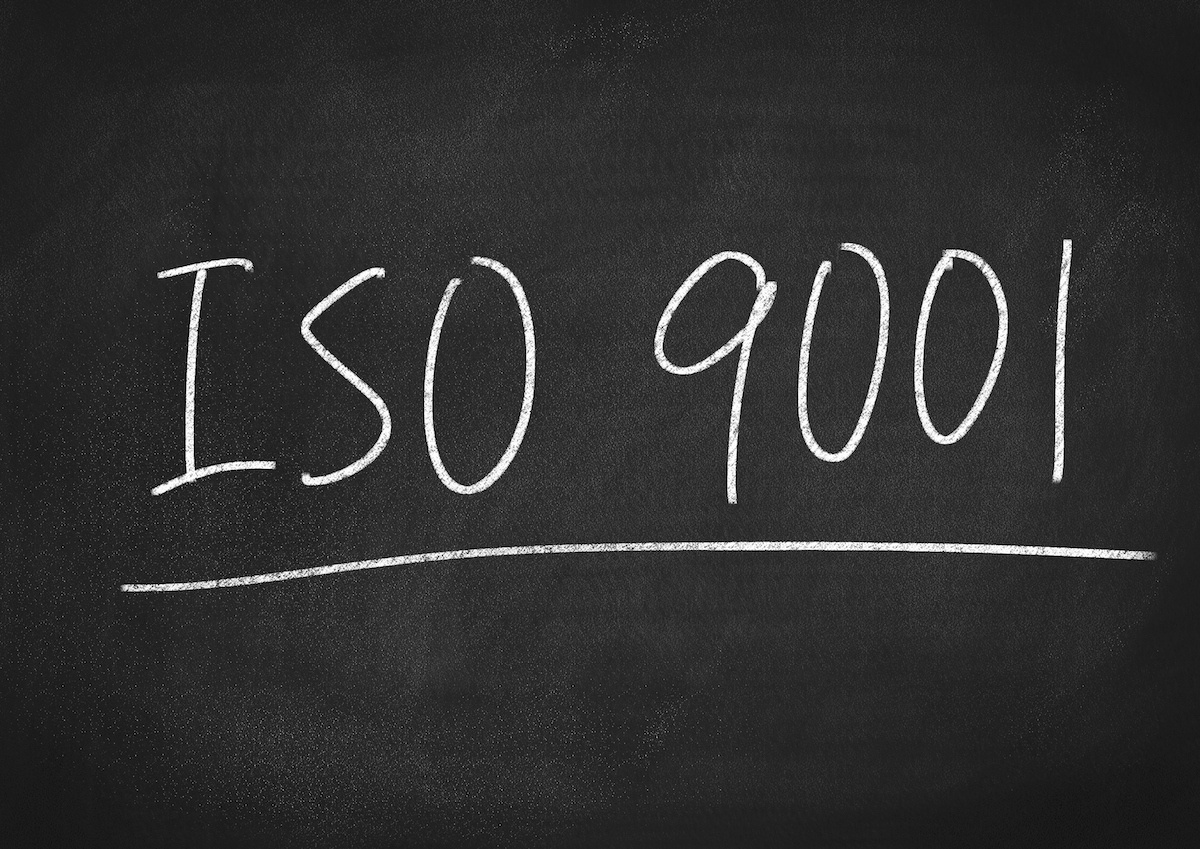 Is Your Metal Supplier ISO Certified?