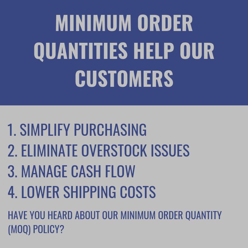 What Is Minimum Order Quantity in Manufacturing?